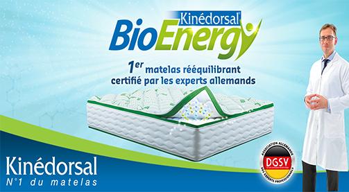 Kinédorsal lance Bioenergy